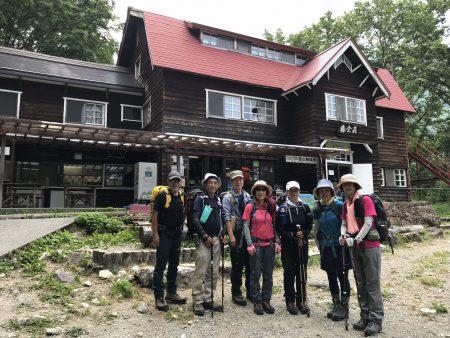 全長3,5km、標高差600mの白馬大雪渓を登る醍醐味を味わって来ました(^◇^)