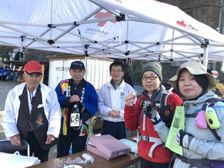 きょうは陽だまりの阿武隈山地を歩く  木幡山ハイキングでした\(^-^)/