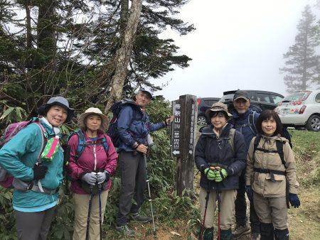 尾瀬檜枝岐温泉から帝釈山・田代山へのロハスハイキング縦走トレッキングツアーでございまーす