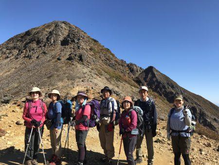 登山者でなければ行くことのできない那須の秘湯‼️ 三斗小屋温泉♨️煙草屋泊 2日間ツアーでした。