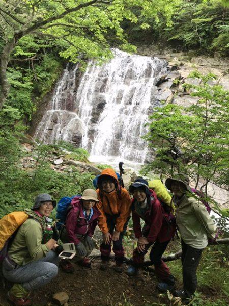 切望された安達太良山沼尻ツアーは、登山道の豪雨喚起によりコース変更。次回に乞うご期待ください