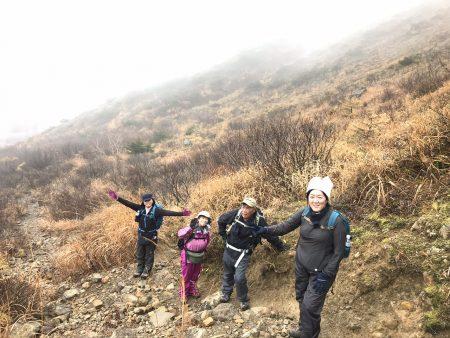 グリーンシーズン今期最後の磐梯山ツアー‼️ おかげさまで無事終了しました\(^^)/