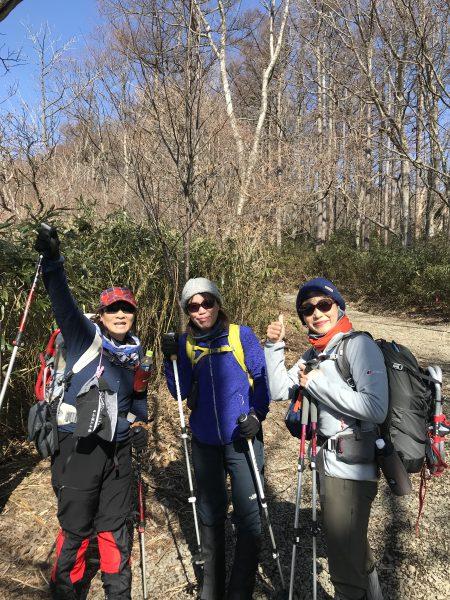 ロハスハイキング冬季ツアーは3/24をもって無事に終了しました(^_^)
