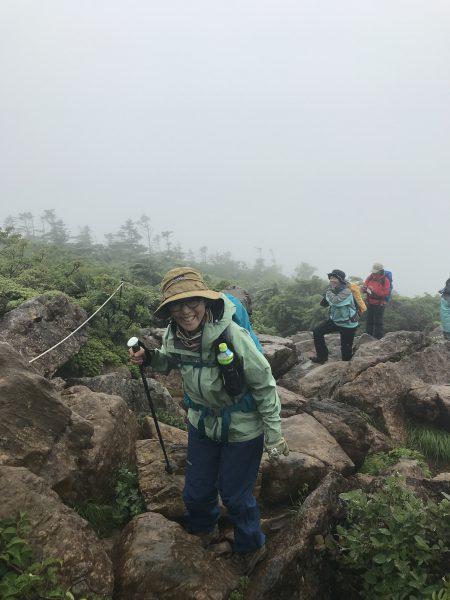 ハヤチネウスユキソウを見たい‼️ 花の名山早池峰山は誰もが一度は登りたい山でーす\(^^)/